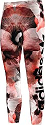 adidas Originals Girls' Trousers (AB2115128_Multicolor and Black_8 - 9 years)