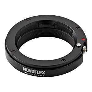 Novoflex Adapter for Leica M Lenses to Sony NEX Cameras