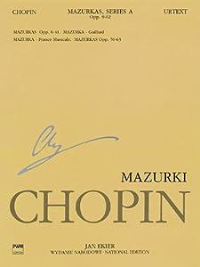 Mazurkas: Chopin National Edition by Pwm