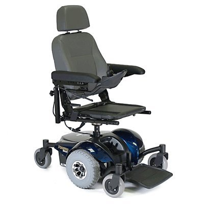 Invacare Corporation M41Rsolid16B Pronto M41 Power Wheelchair - Van Seat W/ Solid Base