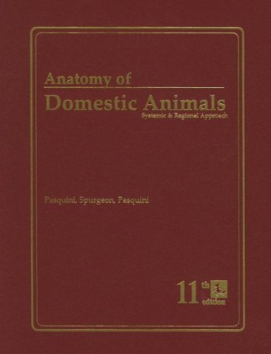 Anatomy of Domestic Animals: Systemic & Regional...