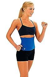 Slimming Adjustable 11 Waist Trimmer Tummy Gym Slim Belt Support Weight Loss-01