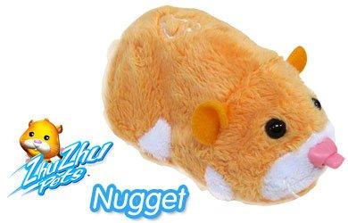 Zhu Zhu Pets Hamster Toy Nugget - 1