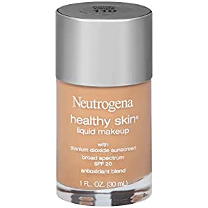Neutrogena healthy skin liquid makeup review