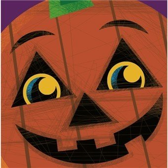 Halloween Pals Lunch Napkins