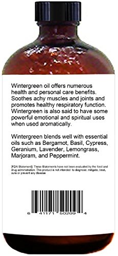 Wintergreen-Essential-Oil-From-Majestic-Pure-Extracted-From-Leaves-Pure-and-Natural-Therapeutic-Grade-4-fl-oz