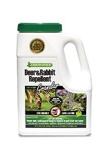 Liquid Fence 265 Granular Deer and Rabbit Repellent, 5 Pounds