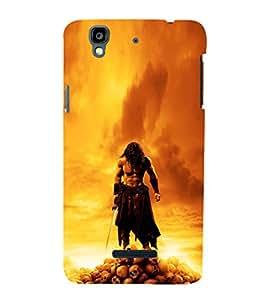 ifasho Designer Phone Back Case Cover YU Yureka :: YU Yureka AO5510 ( Green Black Heart Design Pattern )