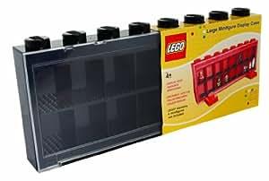 Sablon 106-004-0 - LEGO Minifiguren Schaukasten groß für 16 Figuren, farbiger sortiert