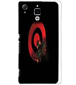SONY XPERIA Z4 SYMBOL Back Cover by PRINTSWAG