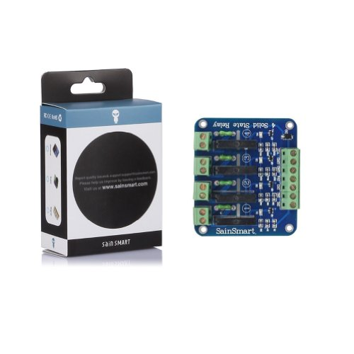 SainSmart 8-Channel Relay Module AudioDia