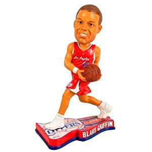 Blake Griffin Los Angeles Clippers 2013 Limited Edition Pennant Base Bobblehead... by Hall of Fame Memorabilia