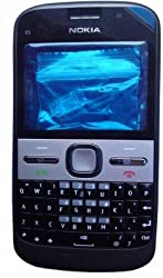 TOTTA Replacement Full Body Housing Panel For Nokia E5- Black