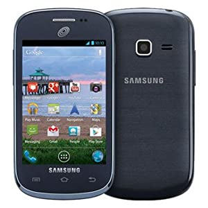 Samsung Galaxy Centura Android Prepaid Phone with 600 Minutes and