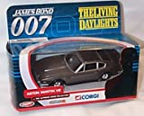Corgi james bond 007 the living daylights aston martin V8 the ultimate bond collection diecast model