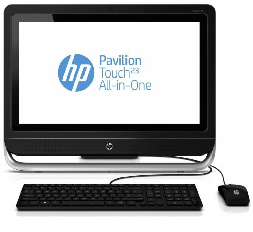 HP Pavilion 23-f390 23-Inch Touchscreen All in One