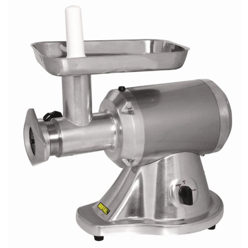 Commercial Meat Grinder Output: 507lbs per hr. Power: 735W
