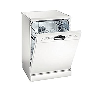 Siemens SN26L200IN Freestanding Dishwasher (12 Place settings, White)