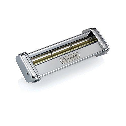 Marcato 022901 Pappardelle Accessoire pour Machine à Pâtes Atlas 150 Acier Gris 50 mm