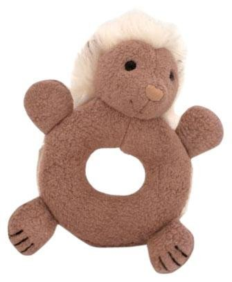 Apple Park Soft Teething Toy - Little Porcupine (backcard) - 1