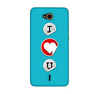 FASHEEN Premium Designer Soft Case Back Cover for Infocus Bingo 20