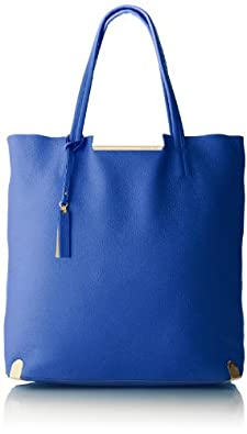 Vince Camuto Owen Tote,Dazzling Blue,One Size