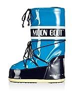 Moon Boot Botas de invierno Vinil (Turquesa)