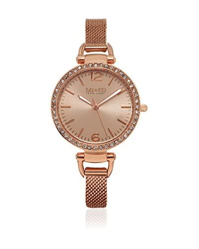 SO & CO New York Orologio al Quarzo Gp15535 rosé 32  mm