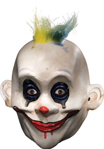 Rubie's Costume Co Men's Batman The Dark Knight The Joker Grumpy Adult Mask
