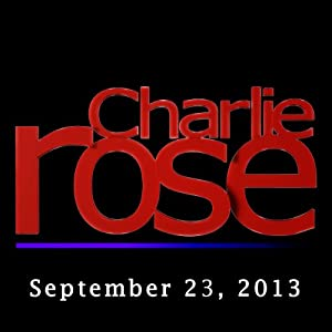 Charlie Rose: Juan Manuel Santos Calderon, Eli Lake, Jendayi Frazer, Jeremy Scahill, and Dexter Filkins, September 23, 2013 Radio/TV Program