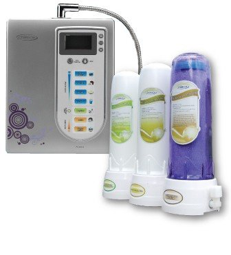 Image of Violet DELUXE PACKAGE DEAL (Ionizer + Pre-Filter) (VIOLETD)