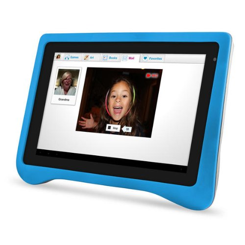 "Ematic FunTab Pro 7"" Android 4.0 Kid Safe Tablet at Electronic-Readers.com"