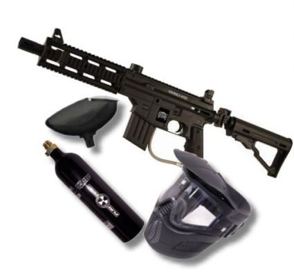 Tippmann Sierra One Tactical Edition CO2 Paintball Set
