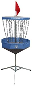 DGA Mach Lite Disc Golf Basket - Portable Target by DGA