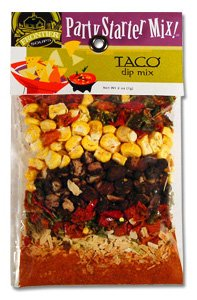 Frontier Party Starter Taco Dip Mix-2.0 Oz front-674980