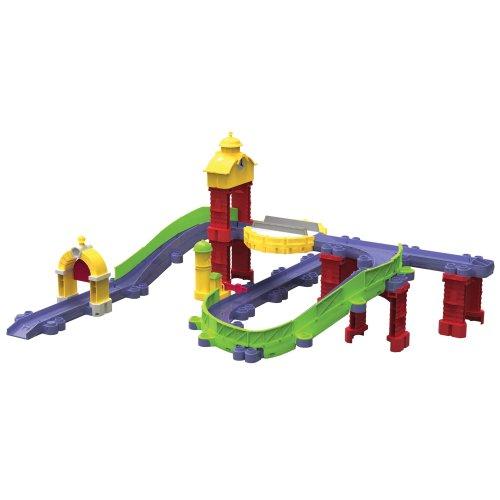 Chuggington LC54223 - Altstadt Spielset, DieCast Serie