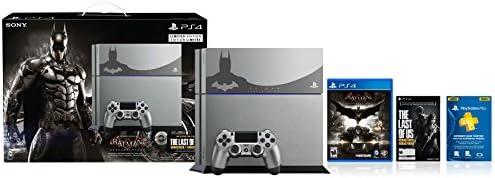 500 GB PlayStation 4 Bundle - Batman: Arkham Knight Limited Edition
