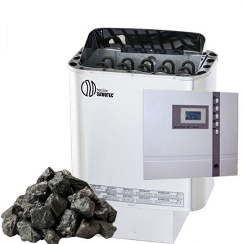NORDEX-SAUNAOFEN-9-kW-SAUNASTEUERUNG-EOS-ECON-D-1-SAUNASTEINE
