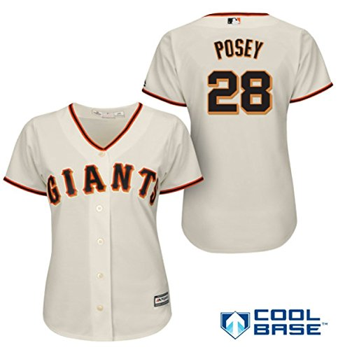 Buster Posey San Francisco Giants Home Women