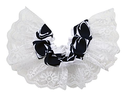 NCAA Penn State Nittany Lions Garter#019, One Size, White