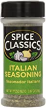 Spice Classics Italian Seasoning 87-Ounce Pack of 12