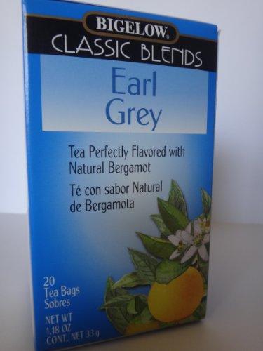 Bigelow Classic Blends Earl Grey Tea (20 Tea Bags)