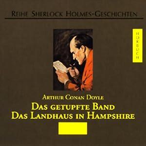 Das getupfte Band - Das Landhaus in Hampshire Hörbuch