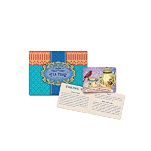 Studio Oh! Mini Box of Recipes, Royal-Tea