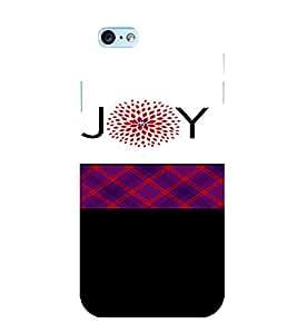 PrintVisa Joy Design 3D Hard Polycarbonate Designer Back Case Cover for Apple iPhone 6