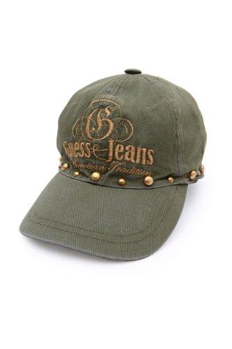 guess-jeans-unisex-cap-american-tradition-farbe-armeegruen-grosse-s