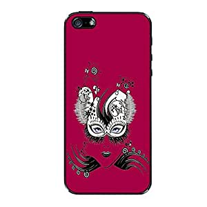 Vibhar printed case back cover for Apple iPhone 6s Plus BeautyMask