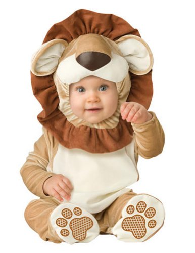6-12 Months - Lovable Lion Baby Costume 6-12 Mos