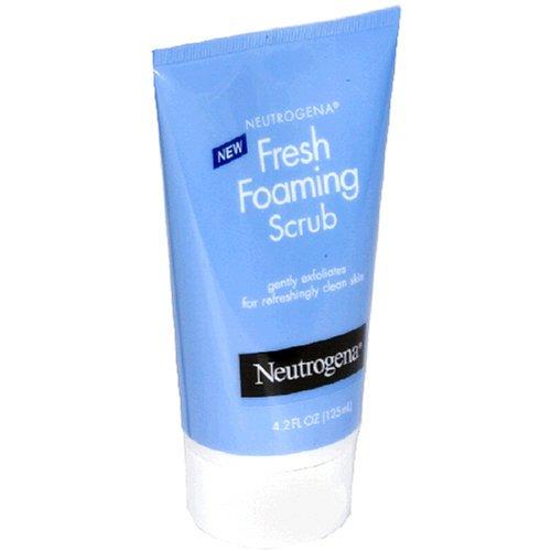 Neutrogena Fresh Foaming Scrub, 4.2 Ounce (Pack of 3)