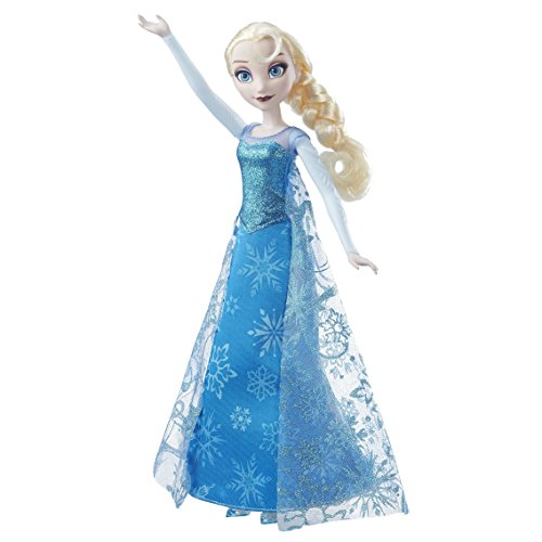 Disney Reine Des Neiges - B6173 - Frozen - Elsa Chanteuse